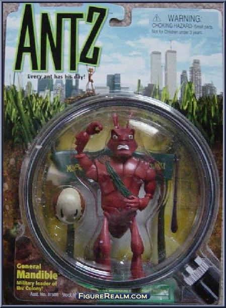 General Mandible - Ant...