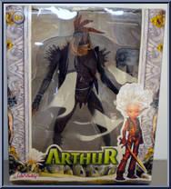 Darkos Arthur And The Minimoys Boxed Lansay Action Figure