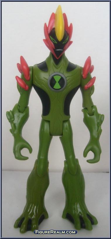 Ben 10 alien force swampfire