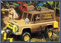 safari jeep offroad jeep land rover big jim. Black Bedroom Furniture Sets. Home Design Ideas
