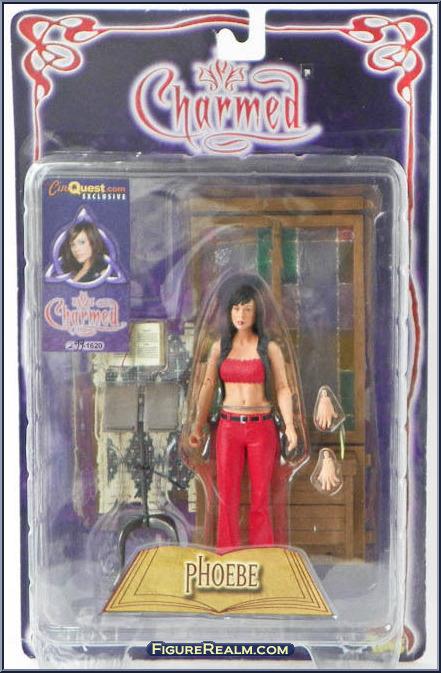 Fotos - Charmed Series 2 Action Figures Phoebe Figure