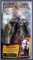 God of War (Neca) Action Figure Checklist