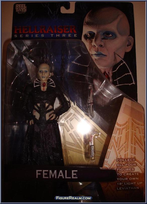 Female Cenobite...
