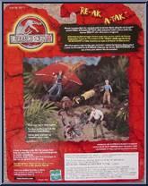 Eric Kirby & Alpha Pteranodon - Jurassic Park III - Humans ...