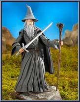Gandalf the Grey (Blue Sword Sheath) (Lord of the Rings