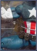 Marvel Legends Series 8 Ultimate Captain America Toy Biz 71126