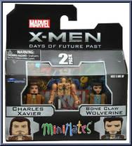 Days of Future Past Movie Bone Claw Wolverine Marvel Minimates Series 58 X-Men