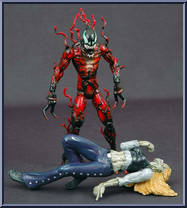 Ultimate Carnage - Marvel Select - Basic Series - Diamond ...Ultimate Carnage Marvel Select