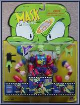 mask animated series toy island action figure checklist