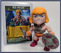Loyal Subjects Masters of the Universe SDCC 2016 Man-E-Faces Glow Vinyl Figure