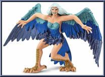 MYTHICAL REALMS SAFARI LTD SAF100078 HARPY