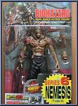 Resident Evil 3 Moby Dick Toys Action Figure Checklist