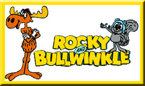 Rocky Bullwinkle Funko Action Figure Checklist