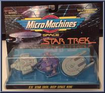 Multi Listing//scelta STAR Trek Classic la prossima generazione VOYAGER DS-9 Micro MACHINES I-XVI