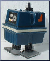 Power Droid - Star Wars - Basic Series - Kenner Action Figure