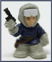 Star Wars Micro Force Series 3 Supreme Leader Snoke Hologram