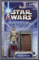 NEW STAR WARS Attack of the Clones Obi-Wan Kenobi Outlander Nightclub Encounter