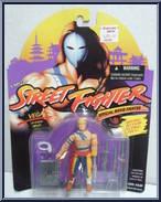 Vega Street Fighter Movie Basic Series Hasbro Action Figure