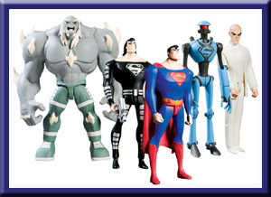 Superman Vs Doomsday Dc Direct Action Figure Checklist