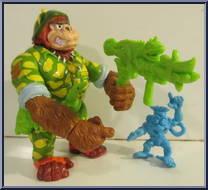 TMNT Sgt Bananas Figure Only Teenage Mutant Ninja Turtles