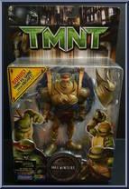 Teenage Mutant Ninja Turtles 2007 Movie Playmates Action