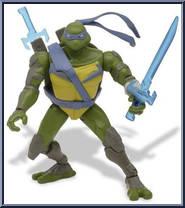 Leonardo Teenage Mutant Ninja Turtles Animated Fast Forward