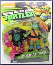 Teenage Mutant Ninja Turtles Nickelodeon Playmates Action