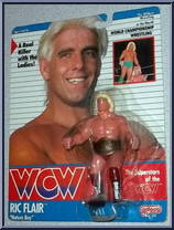 ric flair red suit with lightning bolt wcw series 2 released