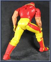 Hulk Hogan Wcw Power Slam Toy Biz Action Figure
