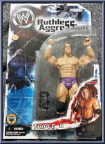 Ruthless Aggression Best of 2009 Triple H Jakks Pacific