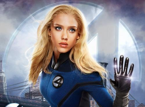 Invisible Woman Character Profile
