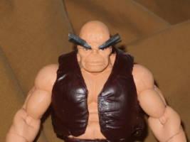 Slab (Marvel Legends) Custom Action Figure