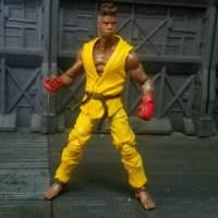 Sean Matsuda (Street Fighter) Custom Action Figure