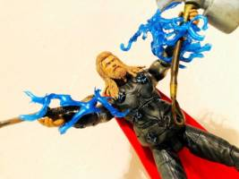 All-Father Thor (Avengers:End Game) (Marvel Select) Custom