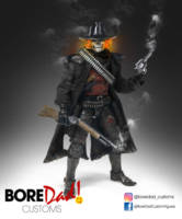 Pale Rider (Grave Digger Ghost Rider) (Marvel Legends