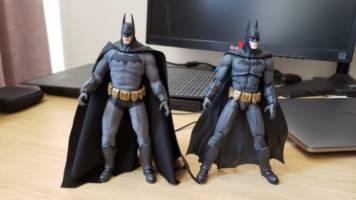 Custom Dc Universe Dc Collectibles Batgirl Cloth Cape  Arkham