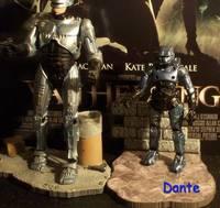 Halo 3 Robo EOD (Halo) Custom Action Figure