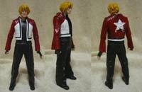 Rock Howard Capcom Vs Snk Custom Action Figure This is the deviation folder for rock howard special animations and special costumes, except the kof excella costume. figure realm