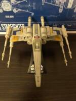 Action Fleet Blue Leader X Wing Rogue One Star Wars Custom Vehicle