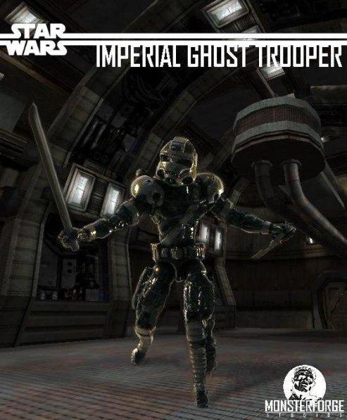 custom star wars weapons. Figure: Star Wars Imperial