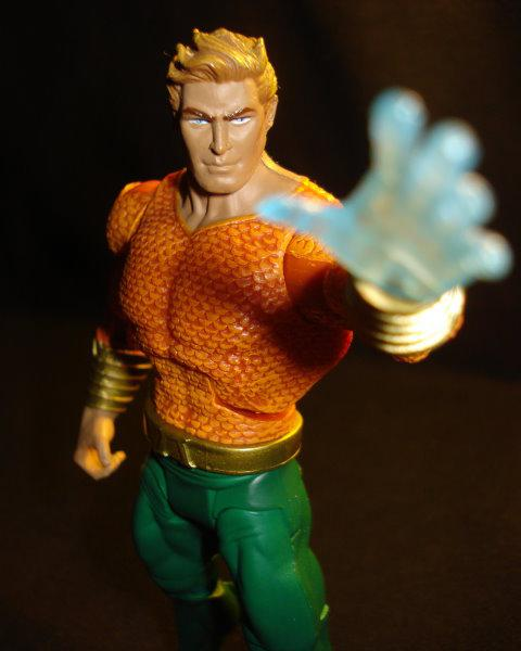 Aquaman Action Figure