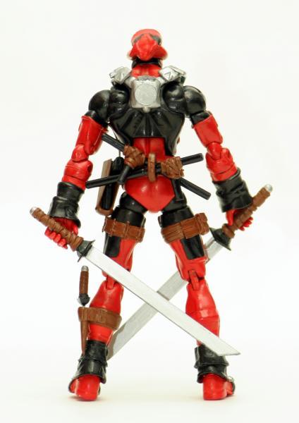 Deadpool  Unmasked  Cu...