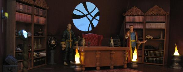 Dr Strange S Sanctum Sanctorum Marvel Knights Custom