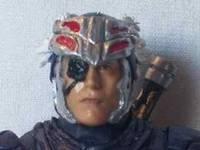 Genshin Leader Ninja Gaiden Custom Action Figure