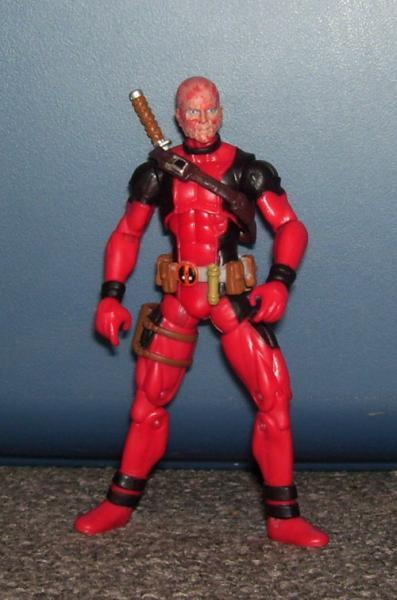 Deadpool Unmasked  Mar...