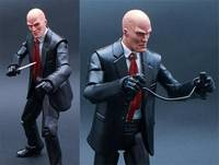 Agent 47 Hitman Custom Action Figure