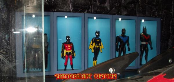 Batman Beyond Batcave Images & Pictures - Becuo Alicia Keys