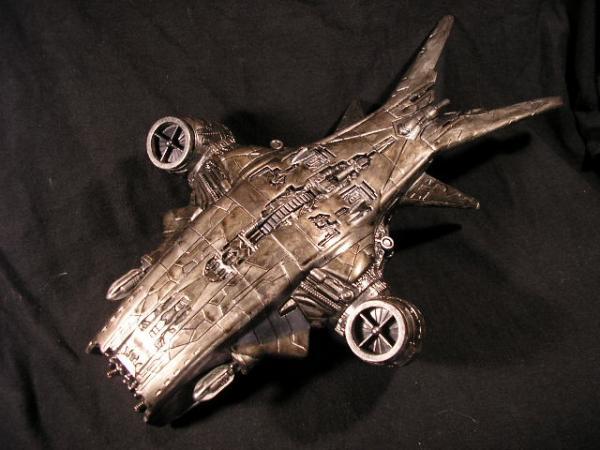 Terminator Salvation Hunter Killer Custom Action FigureTerminator Salvation Hunter Killer