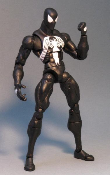 Figurine Pop! Spiderman Black Suit Exclu 10 cm