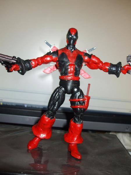 Ultimate Deadpool Unma...